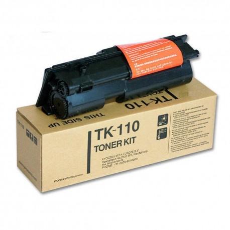 Kyocera TK-110 black toner cartridge (TK-110)