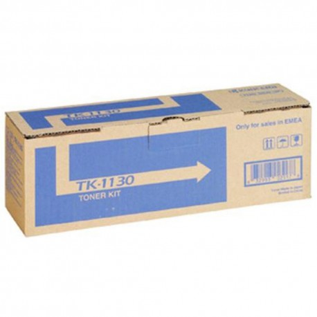 Kyocera TK-1130 black toner cartridge (TK-1130)