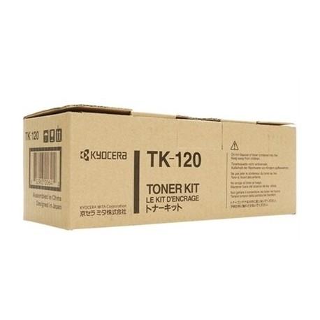 Kyocera TK-120 black toner cartridge (TK-120)