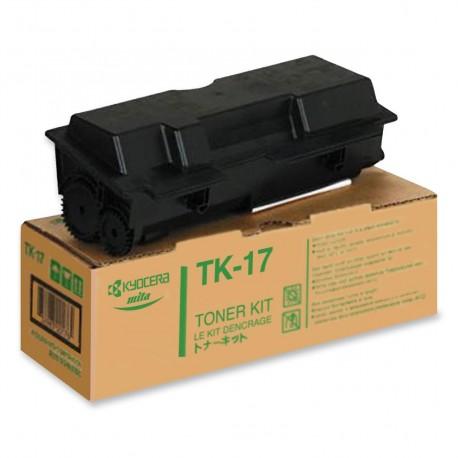 Kyocera TK-17 juoda tonerio kasetė (TK17)