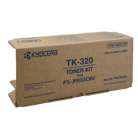 Kyocera TK-320 juoda tonerio kasetė (TK320)
