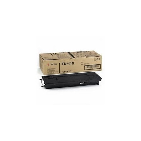Kyocera TK-410 black toner cartridge (TK-410, TK410)
