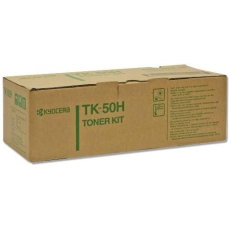 Kyocera TK-50H black toner cartridge (TK-50H, TK50H)
