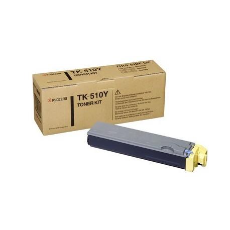 Kyocera TK-510Y geltona tonerio kasetė (TK510Y)