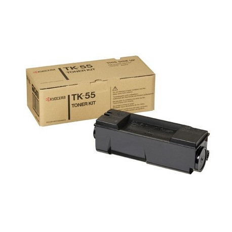 Kyocera TK-55 black toner cartridge (TK-55, TK55)