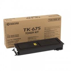 Kyocera TK-675 juoda tonerio kasetė (TK675)