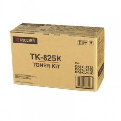 Kyocera TK-825K juoda tonerio kasetė (TK825K)