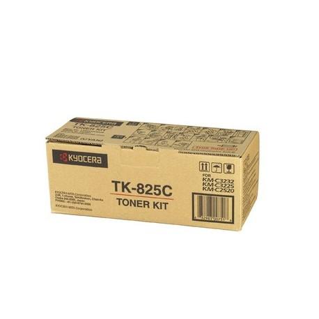 Kyocera TK-825C žydra tonerio kasetė (TK825C)