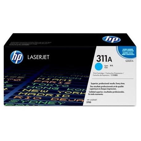 HP 311A žydra tonerio kasete (Q2681A)