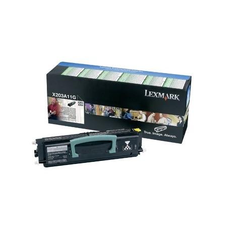 Lexmark X203A11G tonerio kasetė