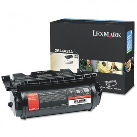 Lexmark X644A21A tonerio kasetė