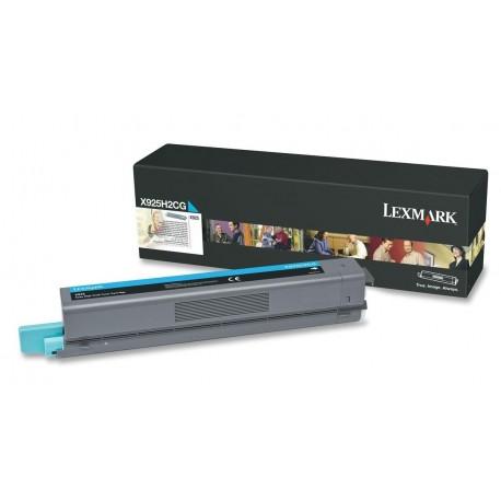Lexmark X925H2CG cyan toner cartridge (X925H2CG)