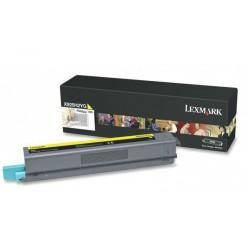 Lexmark X925H2YG geltona tonerio kasetė