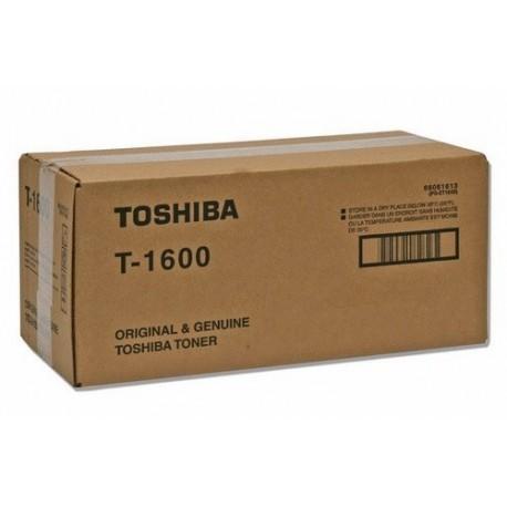 Toshiba T-1600E toner cartridge i a box of 2 pcs. (T1600E)