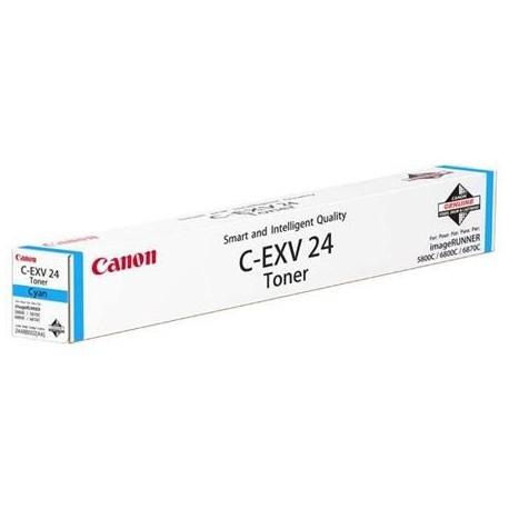 Canon C-EXV10/C-EXV24 cyan toner cartridge (C-EXV10/C-EXV24)