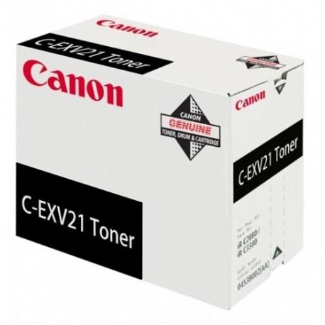 Canon C-EXV21 black toner cartridge (C-EXV21)