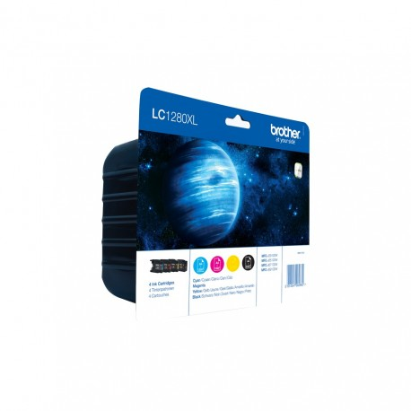 Brother LC1280XL ink cartridge kit (LC1280XL)