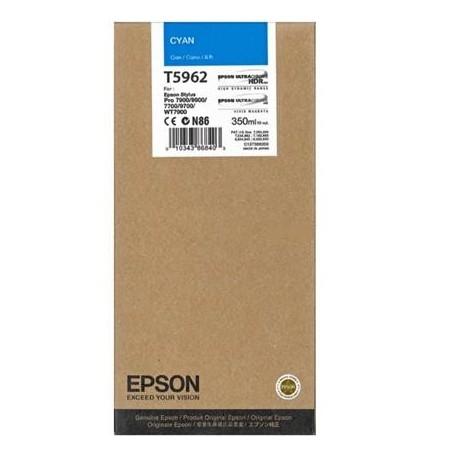 Epson T5962 cyan ink cartridge (C13T596200)