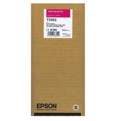Epson T5963 purpurinė rašalo kasetė (T596300)