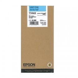 Epson T5965 šviesiai žydra rašalo kasetė (T596500)