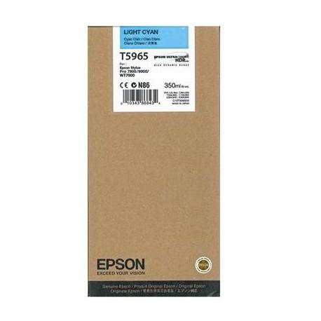 Epson T5965 light cyan ink cartridge (C13T596500)