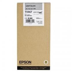Epson T5967 šviesiai juoda rašalo kasetė (T596700)