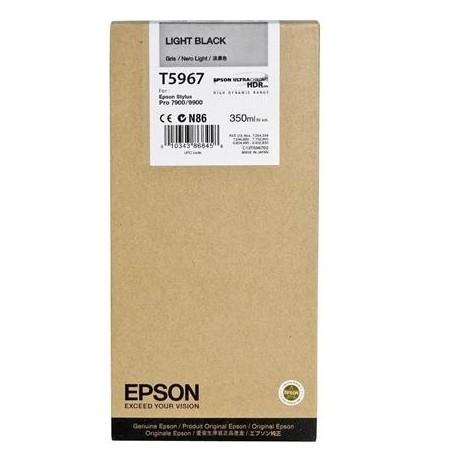 Epson T5967 light black ink cartridge (C13T596700)