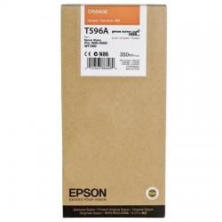 Epson T596A oranžinė rašalo kasetė (T596A00)