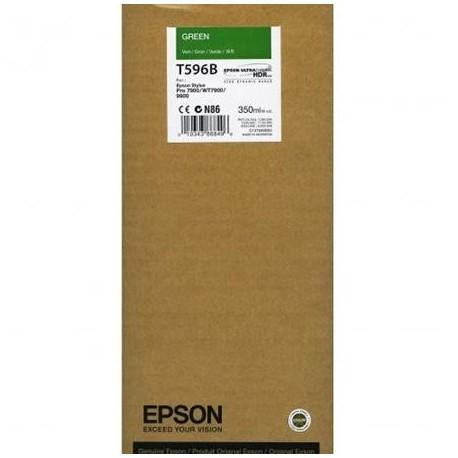 Epson T596B green ink cartridge (C13T596B00)