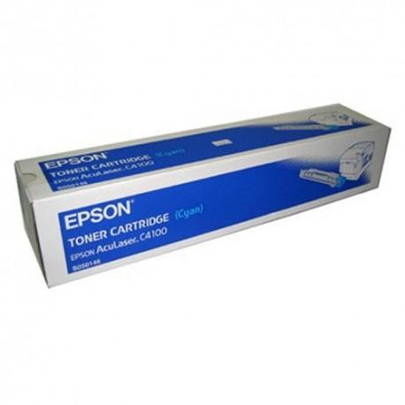 Epson C4100 cyan toner cartridge (C13S050146)