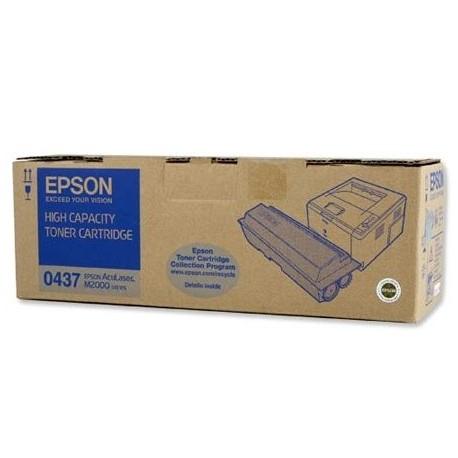 Epson 0437 black toner cartridge (C13S050437)
