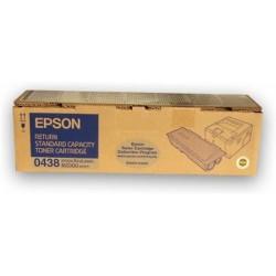 Epson 0438 juoda tonerio kasetė