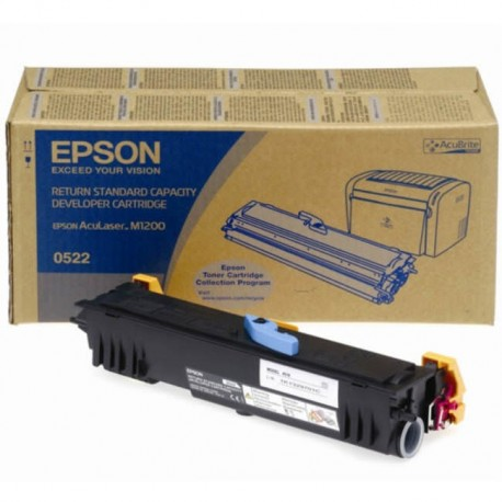 Epson 0522 black toner cartridge (C13S050522)