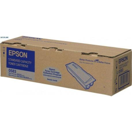 Epson 0583 black toner cartridge (C13S050583)