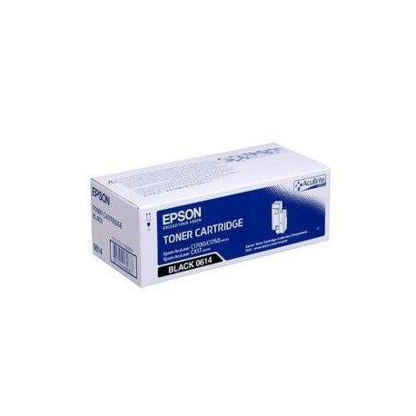Epson 0614 black toner cartridge (C13S050614)