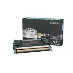 Lexmark C734A1KG juoda tonerio kasetė