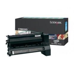 Lexmark C780H1KG juoda tonerio kasetė