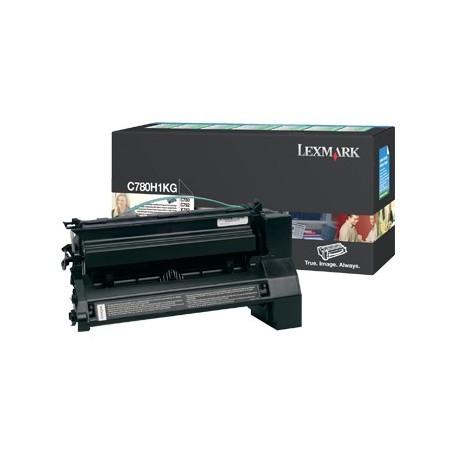 Lexmark C780H1KG black toner cartridge (C780H1KG)