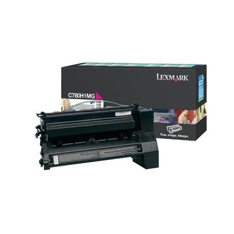 Lexmark C780H1MG magenta toner cartridge (C780H1MG)