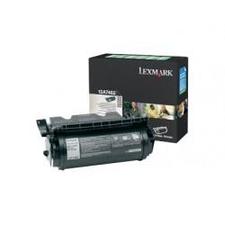 Lexmark 12A7462 didesnės talpos juoda kasetė