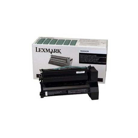 Lexmark 15G042K black toner cartridge (15G042K)