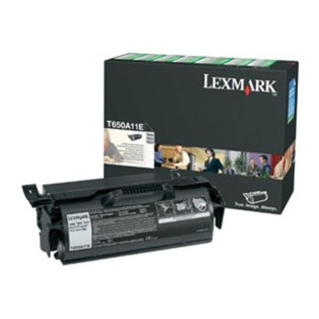 Lexmark T650A11E black toner cartridge (T650A11E)