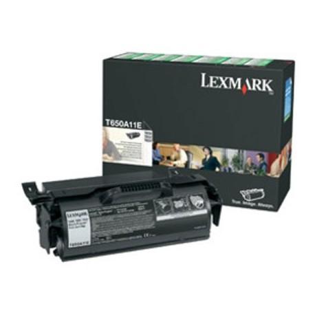 Lexmark T650A11E juoda tonerio kasetė