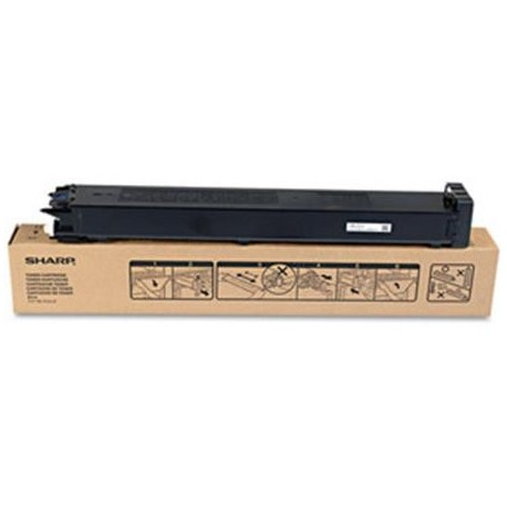 Sharp MX-23GTBA black toner cartridge (MX23GTBA)