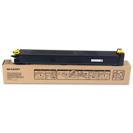 Sharp MX-23GTYA yellow toner cartridge (MX23GTYA)