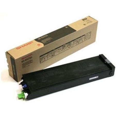 Sharp MX-27GTBA black toner cartridge (MX27GTBA)