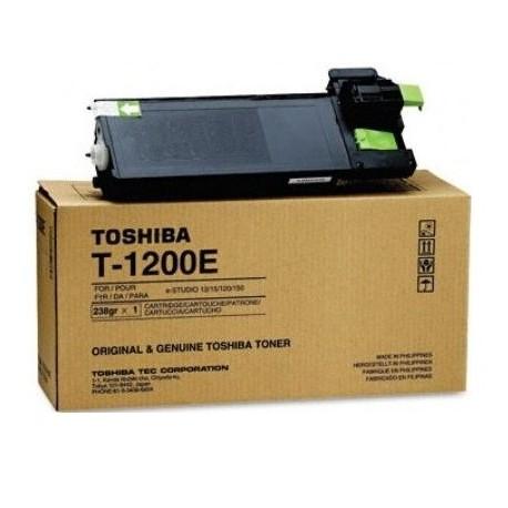 Toshiba T-1200E juoda tonerio kasetė