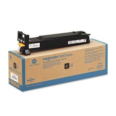 Minolta Magicolor 5550 higher capacity black toner cartridge