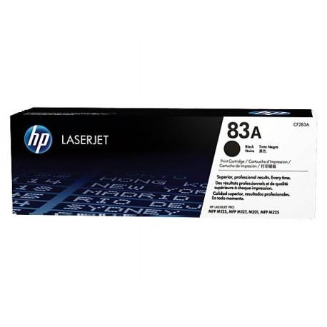 HP 83A juoda tonerio kasete (CF283A)