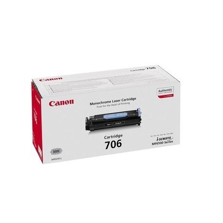 Canon Cartridge 706 juoda tonerio kasetė